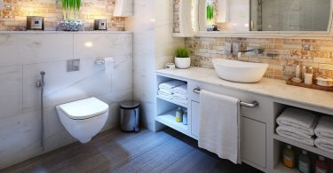Suggestions for Creating a Hi-Tech Bathroom